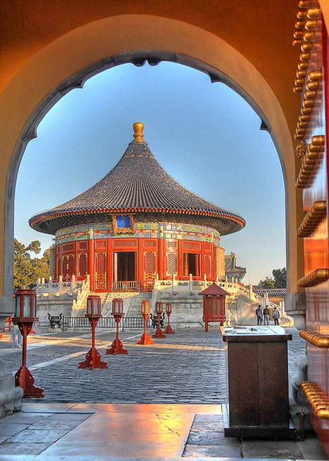 VIAJES GRUPALES A CHINA Y HONG KONG DESDE BUENOS AIRES - Beijing / Guilin / Hong Kong / Shanghai / Xian /  - Buteler en China